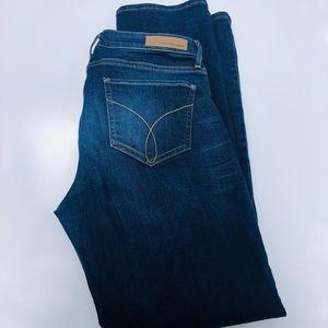 NWT Calvin Klein Jeans dark wash size 29